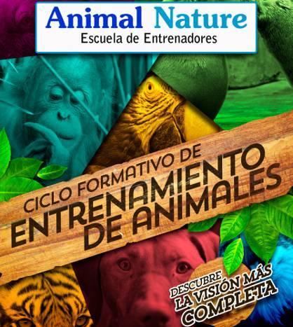 Ciclo formativo de entrenamiento de animales