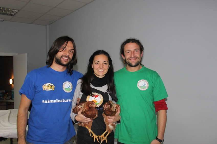 Chicken Camp, con Carlos Bueren y Demian Philp