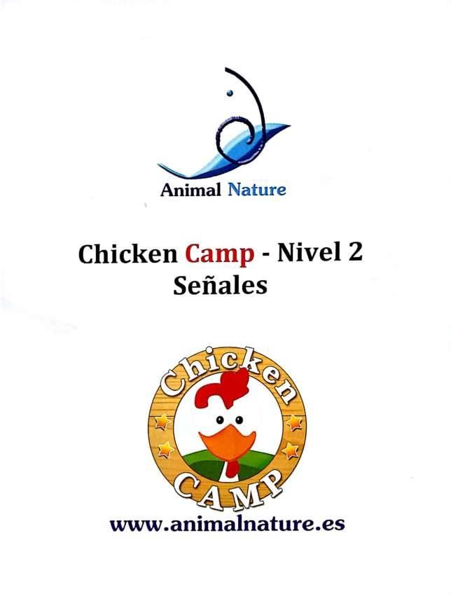 Chicken Camp nivel II - señales