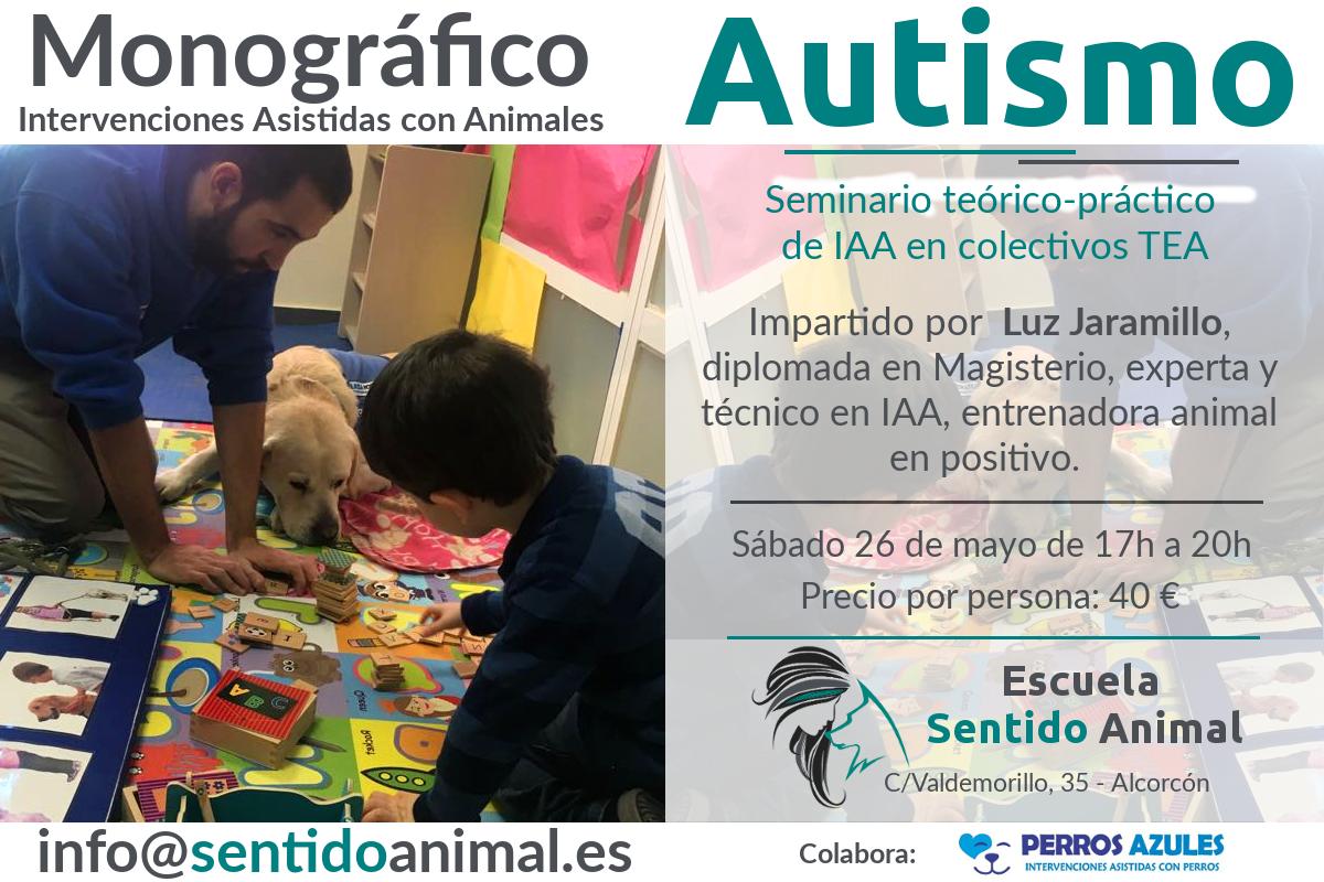 Monográfico de IAA de autismo