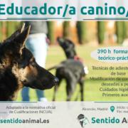 Curso-profesional_Educador-Canino_2018-19 - Escuela Sentido Animal
